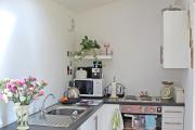 Фото 28 Дизайн интерьера кухни 6 кв. метров: полезные советы по выбору мебели и 80+ фото стильных планировок