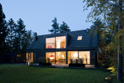 Фото 5 Современные красивые коттеджи (80+ фото проектов): как построить дом своей мечты — советы опытных застройщиков