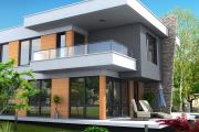 Фото 6 Современные красивые коттеджи (80+ фото проектов): как построить дом своей мечты — советы опытных застройщиков