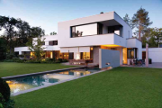 Фото 11 Современные красивые коттеджи (80+ фото проектов): как построить дом своей мечты — советы опытных застройщиков