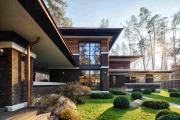 Фото 30 Современные красивые коттеджи (80+ фото проектов): как построить дом своей мечты — советы опытных застройщиков