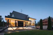 Фото 21 Современные красивые коттеджи (80+ фото проектов): как построить дом своей мечты — советы опытных застройщиков