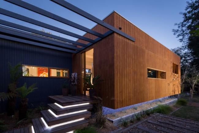 Частный дом из бруса