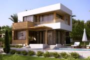 Фото 22 Современные красивые коттеджи (80+ фото проектов): как построить дом своей мечты — советы опытных застройщиков