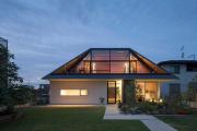 Фото 29 Современные красивые коттеджи (80+ фото проектов): как построить дом своей мечты — советы опытных застройщиков