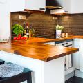 Дизайн интерьера кухни 6 кв. метров: полезные советы по выбору мебели и 60+ фото стильных планировок фото