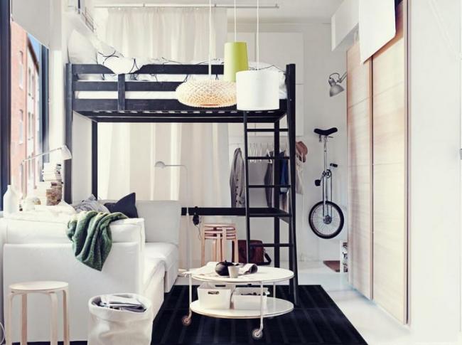Детская комната в стиле IKEA