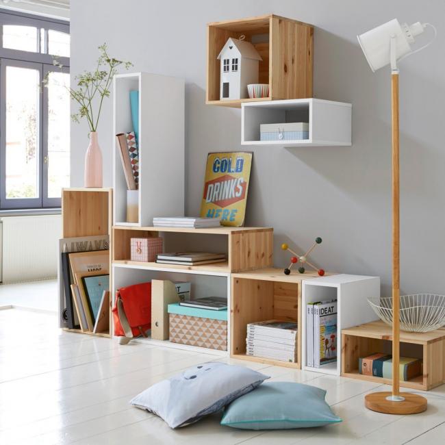 Интерьер детской от IKEA