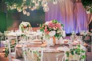 Фото 13 Оформление зала на свадьбу (90 фотоидей): тренды года и советы по выбору стилистики, цветовой гаммы и декора