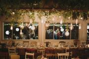 Фото 4 Оформление зала на свадьбу: тренды года и советы по выбору стилистики, цветовой гаммы и декора