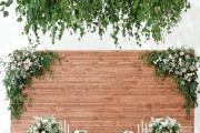 Фото 14 Оформление зала на свадьбу (90 фотоидей): тренды года и советы по выбору стилистики, цветовой гаммы и декора