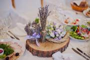 Фото 15 Оформление зала на свадьбу (90 фотоидей): тренды года и советы по выбору стилистики, цветовой гаммы и декора