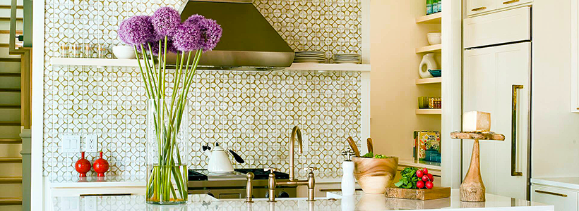 Отделка стен на кухне: обзор современных материалов и 60+ реализаций в интерьере