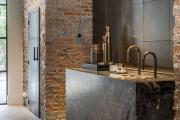 Фото 18 Отделка стен на кухне: обзор современных материалов и 60+ реализаций в интерьере