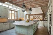 Фото 19 Отделка стен на кухне: обзор современных материалов и 60+ реализаций в интерьере