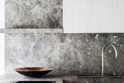 Фото 20 Отделка стен на кухне: обзор современных материалов и 60+ реализаций в интерьере