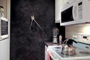 Фото 21 Отделка стен на кухне: обзор современных материалов и 60+ реализаций в интерьере