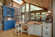 Фото 25 Отделка стен на кухне: обзор современных материалов и 60+ реализаций в интерьере
