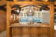 Фото 27 Отделка стен на кухне: обзор современных материалов и 60+ реализаций в интерьере