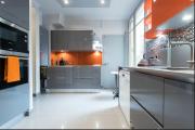 Фото 8 Плитка на пол для кухни: разбираемся в типах, материалах и укладке