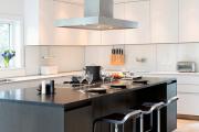 Фото 10 Плитка на пол для кухни: разбираемся в типах, материалах и укладке