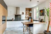 Фото 14 Плитка на пол для кухни: разбираемся в типах, материалах и укладке