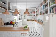 Фото 22 Плитка на пол для кухни: разбираемся в типах, материалах и укладке