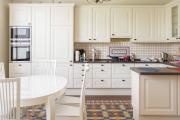 Фото 23 Плитка на пол для кухни: разбираемся в типах, материалах и укладке
