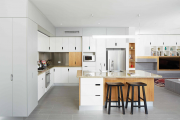Фото 25 Плитка на пол для кухни: разбираемся в типах, материалах и укладке