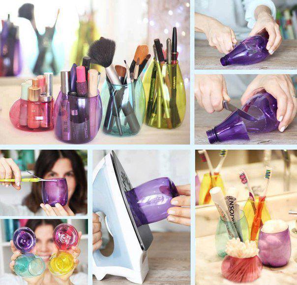 Поделки из пластиковых бутылок Идеи и мастер-классы