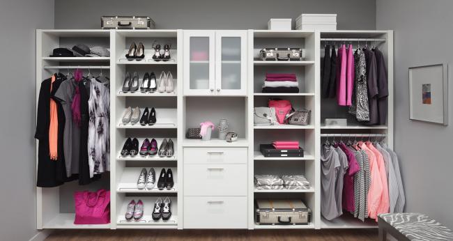 Перед заказом корпусной мебели необходимо тщательно спланировать внутреннее наполнение