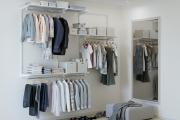 Фото 8 Для тех, кто всегда с иголочки: лучшие варианты систем хранения для гардеробной