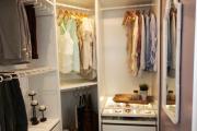 Фото 7 Для тех, кто всегда с иголочки: лучшие варианты систем хранения для гардеробной