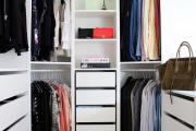Фото 12 Для тех, кто всегда с иголочки: лучшие варианты систем хранения для гардеробной