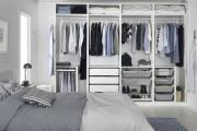 Фото 13 Для тех, кто всегда с иголочки: лучшие варианты систем хранения для гардеробной