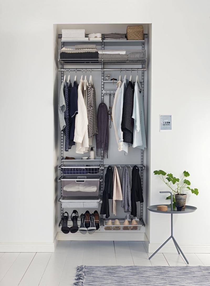 Встроенная гладильная доска в гардеробной. Встроенная гладильная доска – трансформер из Германии