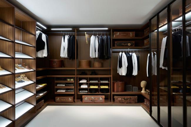 Классический стиль оформления помещения