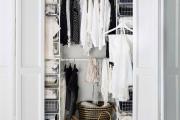 Фото 23 Для тех, кто всегда с иголочки: лучшие варианты систем хранения для гардеробной