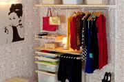 Фото 30 Для тех, кто всегда с иголочки: лучшие варианты систем хранения для гардеробной