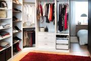 Фото 1 Для тех, кто всегда с иголочки: лучшие варианты систем хранения для гардеробной