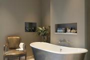 Фото 20 Система слива-перелива для ванны полуавтомат: полезные советы для монтажа
