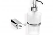 Фото 3 Диспенсер для жидкого мыла: 60+ дизайнерских и классических вариантов для ванной комнаты