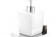 Фото 11 Диспенсер для жидкого мыла: 60+ дизайнерских и классических вариантов для ванной комнаты