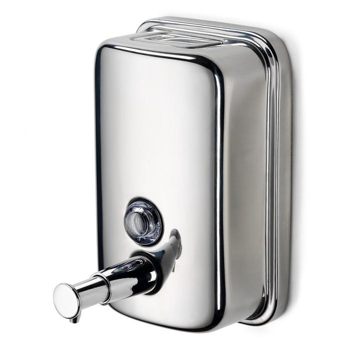 Диспенсер для жидкого мыла: 60 дизайнерских моделей для ванной