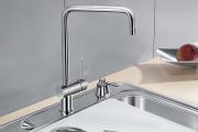 Фото 19 Диспенсер для жидкого мыла: 60+ дизайнерских и классических вариантов для ванной комнаты
