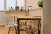 Фото 5 Лофтовая роскошь: обзор лаконичных идей с ретро-лампами Эдисона в интерьере