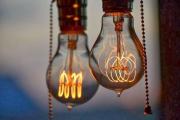 Фото 10 Лофтовая роскошь: обзор лаконичных идей с ретро-лампами Эдисона в интерьере