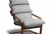 Фото 1 Ваш личный домашний ортопед: 60+ комфортных идей с креслом поэнг в интерьере