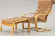 Фото 5 Ваш личный домашний ортопед: 60+ комфортных идей с креслом поэнг в интерьере