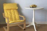 Фото 14 Ваш личный домашний ортопед: 60+ комфортных идей с креслом поэнг в интерьере